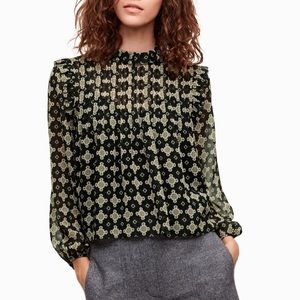 COPY - Aritzia blouse xxs